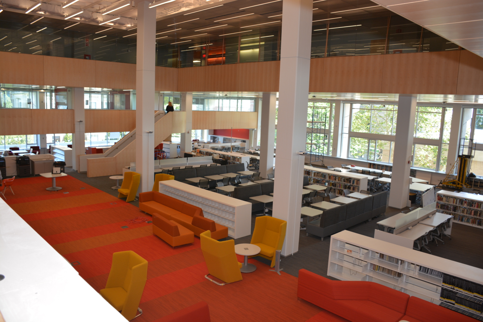 Wentworth's Douglas D. Schumann Library & Learning Commons