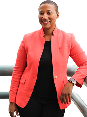 President Kimberly Dowdell