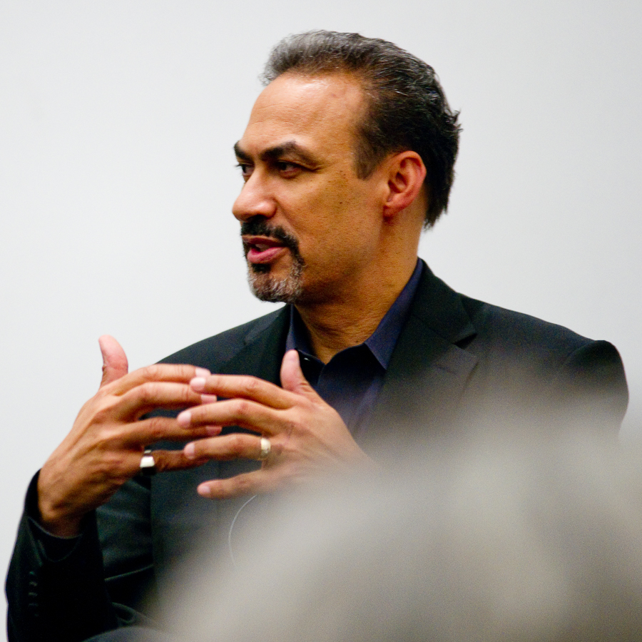 Portrait of Phil Freelon