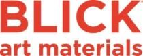 Blick Art Materials Red (1) Pata Luna Llano