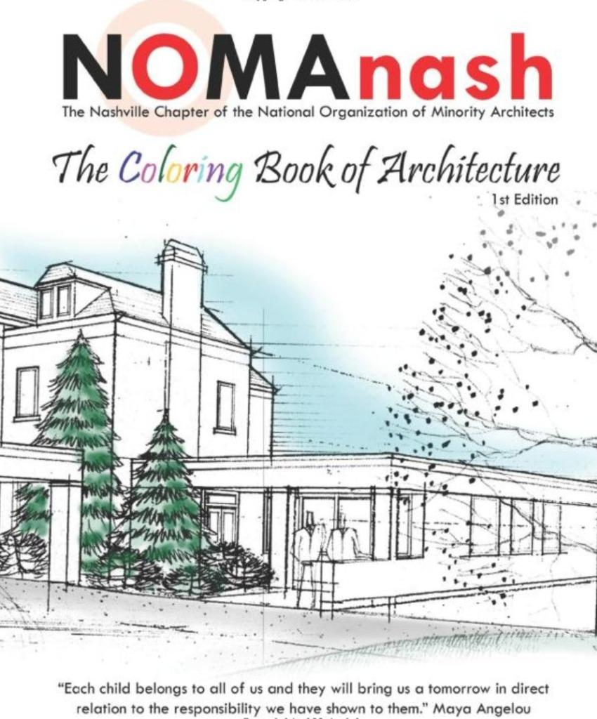 Noma Coloring Book