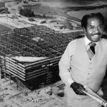 Image of Robert Coles with a building in the background