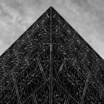Abstract image of the NMAAHC