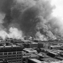 Image of Tulsa burning